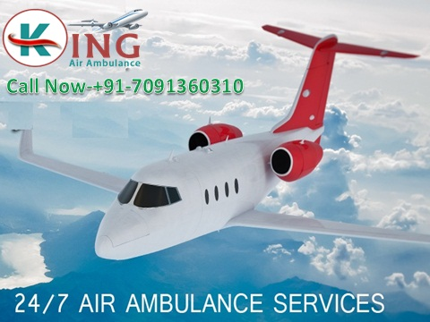 Image for Air Ambulance Services in Bangalore-King Air Ambulance