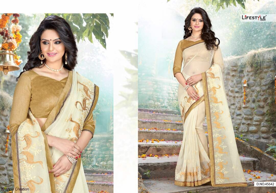 Selam cotton vol2 by lifestyle sarees catalog at wholesale available