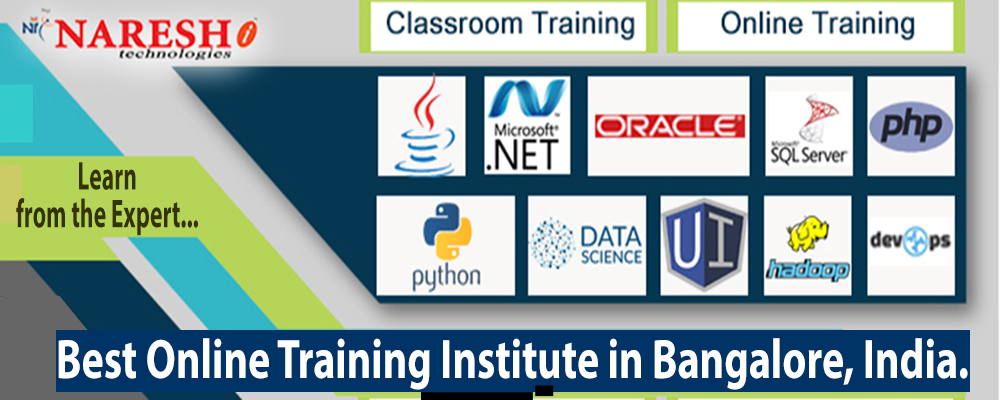 Image for Best Software Online Training Institute In Bangalore-NareshIT.