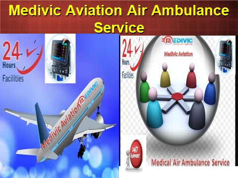 Image for Low-Cost Air Ambulance from Patna to Delhi-Medivic Aviation