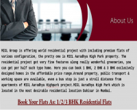 Image for Micl aaradhya high park Bring the Best Apartment