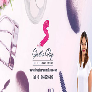 Image for Best Makeup Artist in Bangalore | Bridal, Party, Airbrush, HD