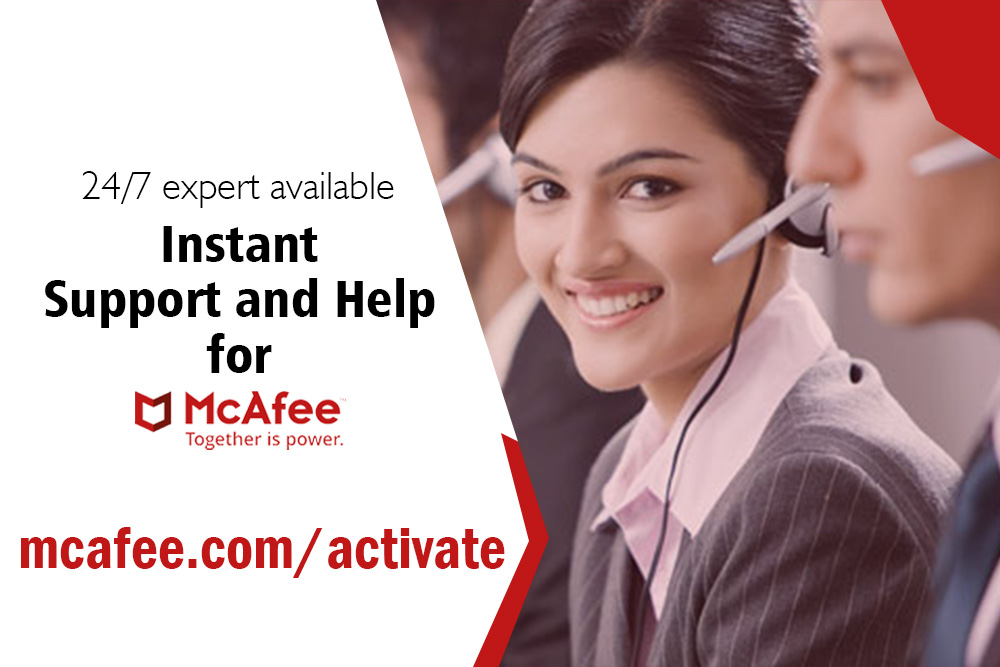 Download mcafee security and secure your PC