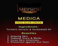 Image for Medica Face Glow Cream