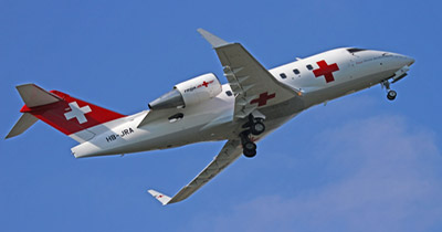 Get Low Fare Air Ambulance Service in Raipur by Medilift