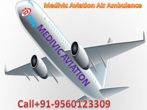 Affordable Cost Air Ambulance from Guwahati to Delhi