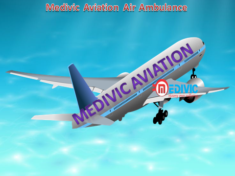 Saving Medical Air and Train Ambulance from Patna to Delhi