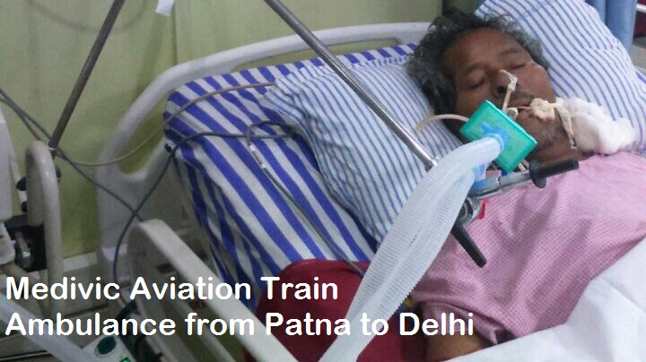 Charter Air Ambulance from Mumbai to Delhi at Low Cost