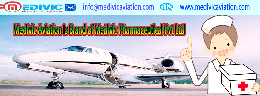 Medivic Aviation Air Ambulance Ranchi to Delhi Cost