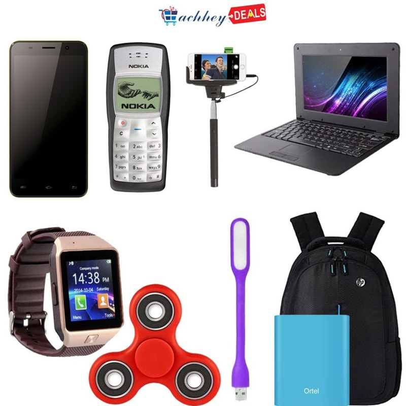Image for Buy Stunning Offer on Mobile Accessories Combo Pack in Rs 8999