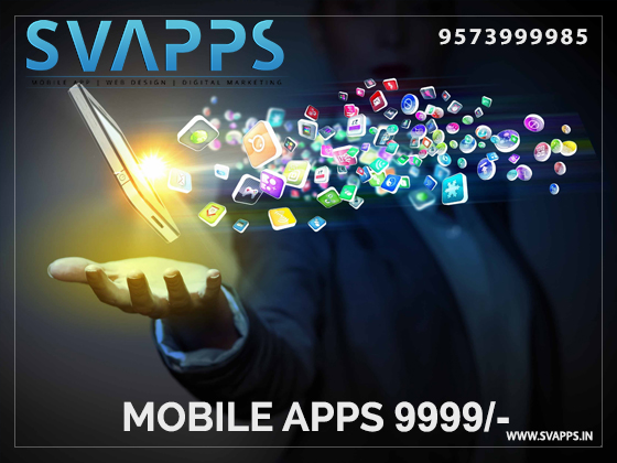 Image for Mobile App Development Company in Warangal, Hyderabad, USA  | Svapps