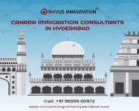 Image for Canada Immigration in Hyderabad, Novus Immigration Hyderabad