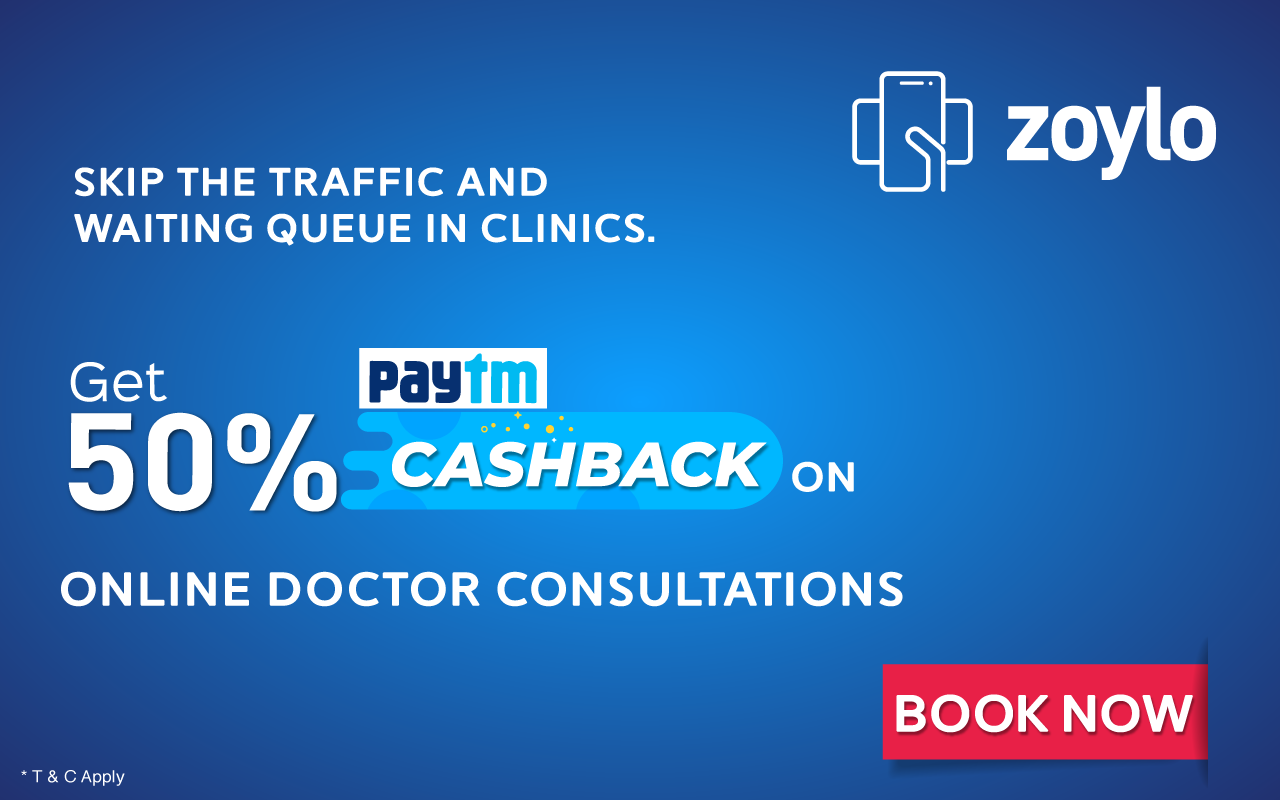 Image for Consult doctor online and save 50% as CASHBACK