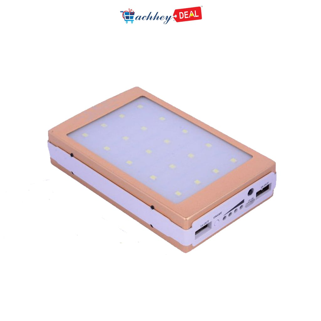 Image for Buy Amazing Solar power bank at the lowest price | Achheydeal.com