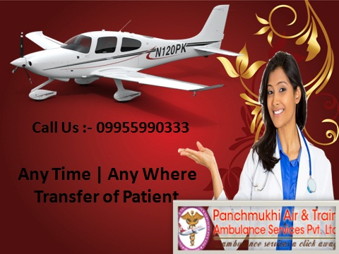 Get Best, Reliable and lowest Air Ambulance from Chennai to Delhi