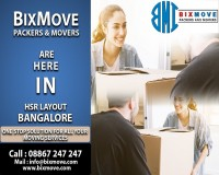 Image for Packers and Movers HSR Layout