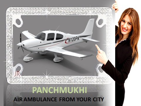 Quick Medical Care by Air Ambulance from Bhopal to Delhi