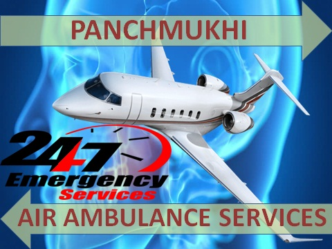 Bangalore Delhi Air Ambulance Emergency Medical Services-Panchmukhi