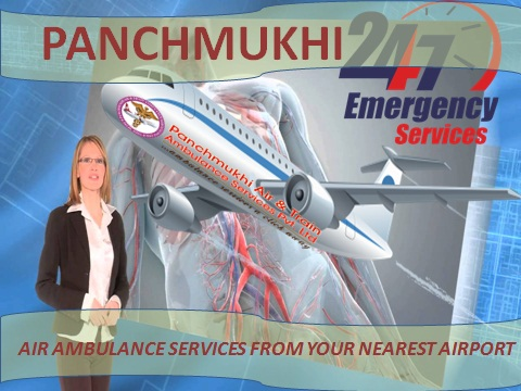 Get Rapid Air Ambulance from Bagdogra to Delhi with Medical Support