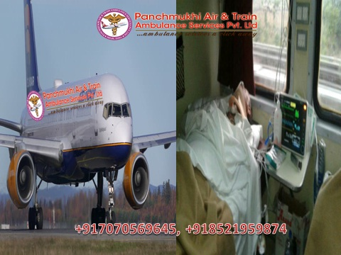Get an Advanced, Reliable and Lowest Price Air Ambulance from Siliguri