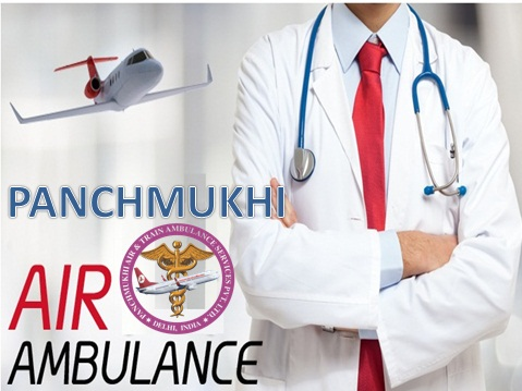 Quick Medical Care by Air Ambulance from Bangalore to Delhi