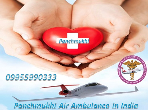 Avail the Air Ambulance Service in Bhubaneswar at Low Fare
