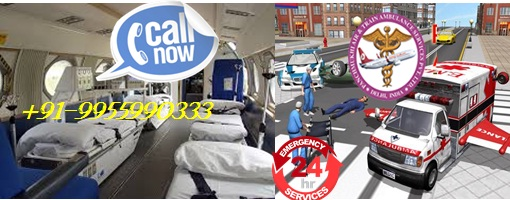 Road Ambulance service in Delhi for Shifting the Patient by Panchmukhi