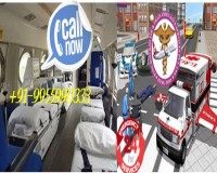 Image for Road Ambulance service in Delhi for Shifting the Patient by Panchmukhi