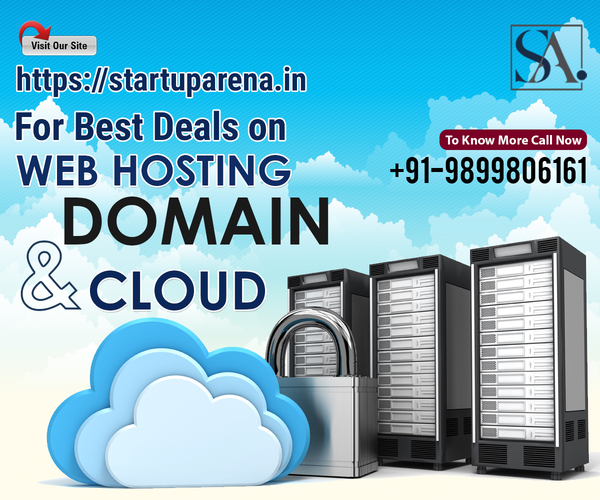Image for Domain Registration Web Hosting Services Cloud Hosting in India