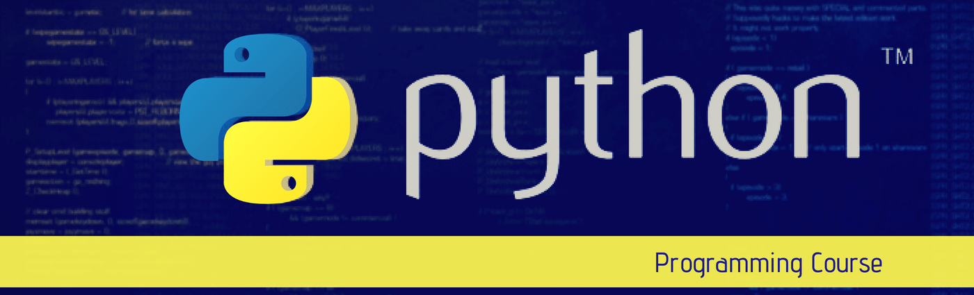 Image for Python Training Course