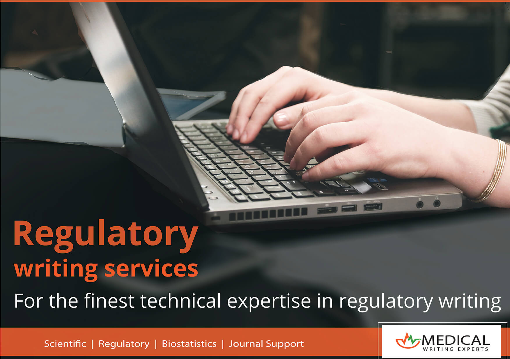 Image for Regulatory writing services - Medical writing services