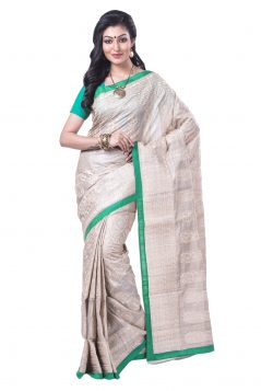 Image for Buy The Best Ghicha Silk Sarees From Silk Ghar