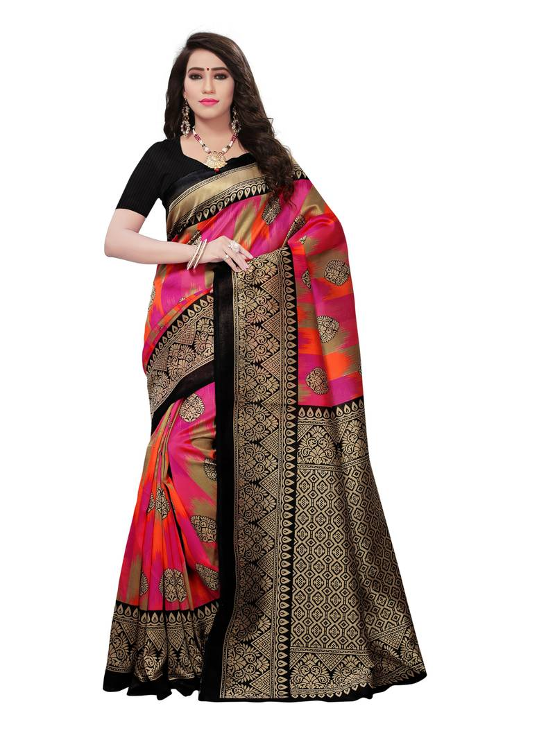 Image for Designer sarees collection at lowest prices from Mirraw