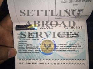 Image for Settling Abroad Services Tourist Visa Consultant