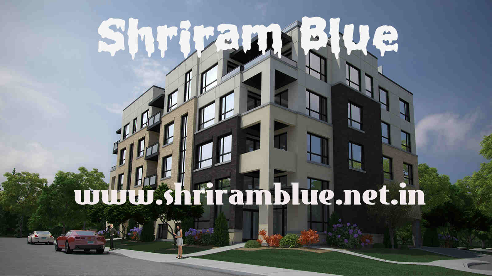 Image for Shriram Blue is a new residential Apartment