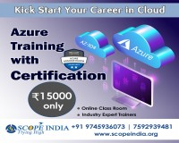 Image for AZURE TRAINING WITH CERTIFICATION