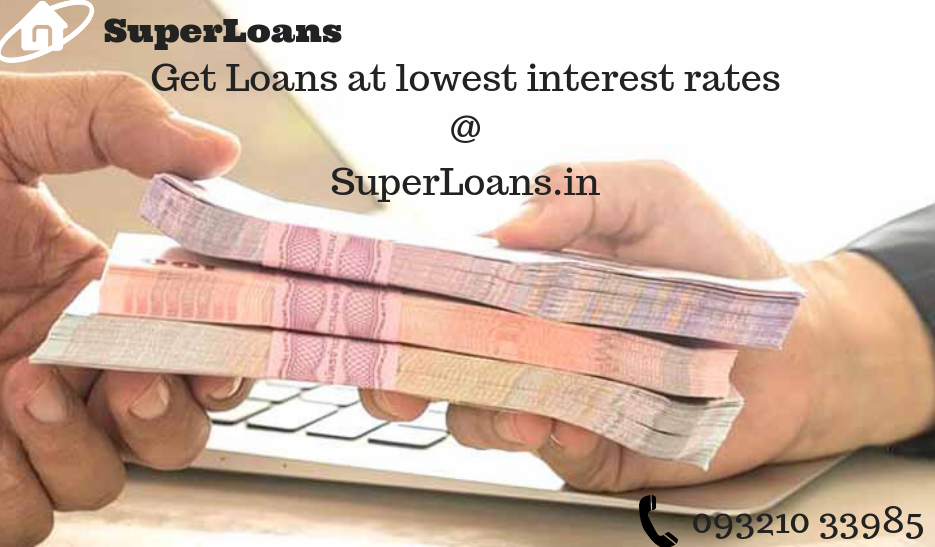 Image for Get loans at lowest interest rates | Superloans.in