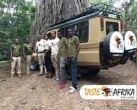 Image for The Best African Safari Tour Operators - Team TasteOfAfrika