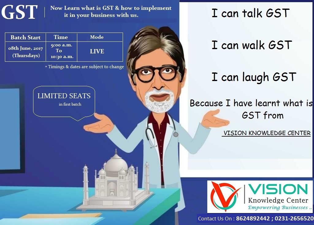 Vision Knowledge Center-GST