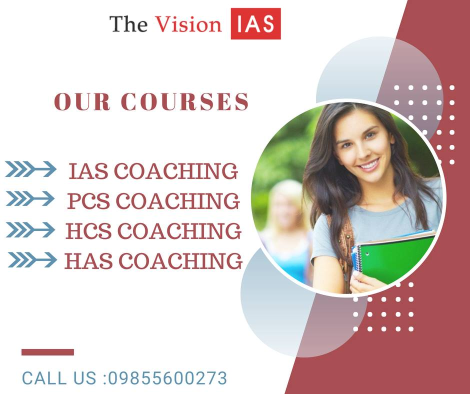 Image for The Vision IAS - IAS Coaching in Chandigarh