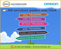 Image for Best PLC SCADA training institute in noida | 100% Placement | Omac Aut