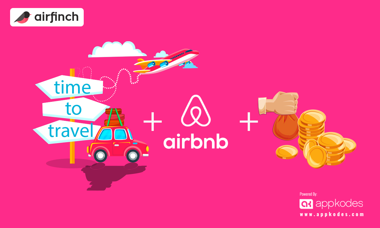 Pickup your Best Business With Airbnb