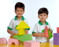 Image for Junior kg School for Kids in India - Treehouseplaygroup