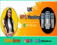 Image for Choose the First Class UK VPS Hosting plan by Onlive Server