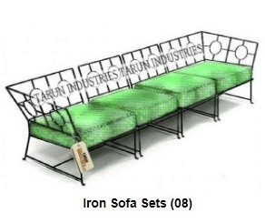 Home furniture online - buy iron sofa seat furniture