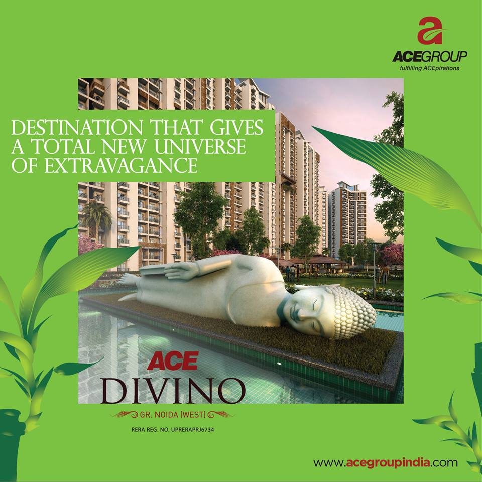 Image for Upcoming Projects in Greater Noida West - ACE Divino