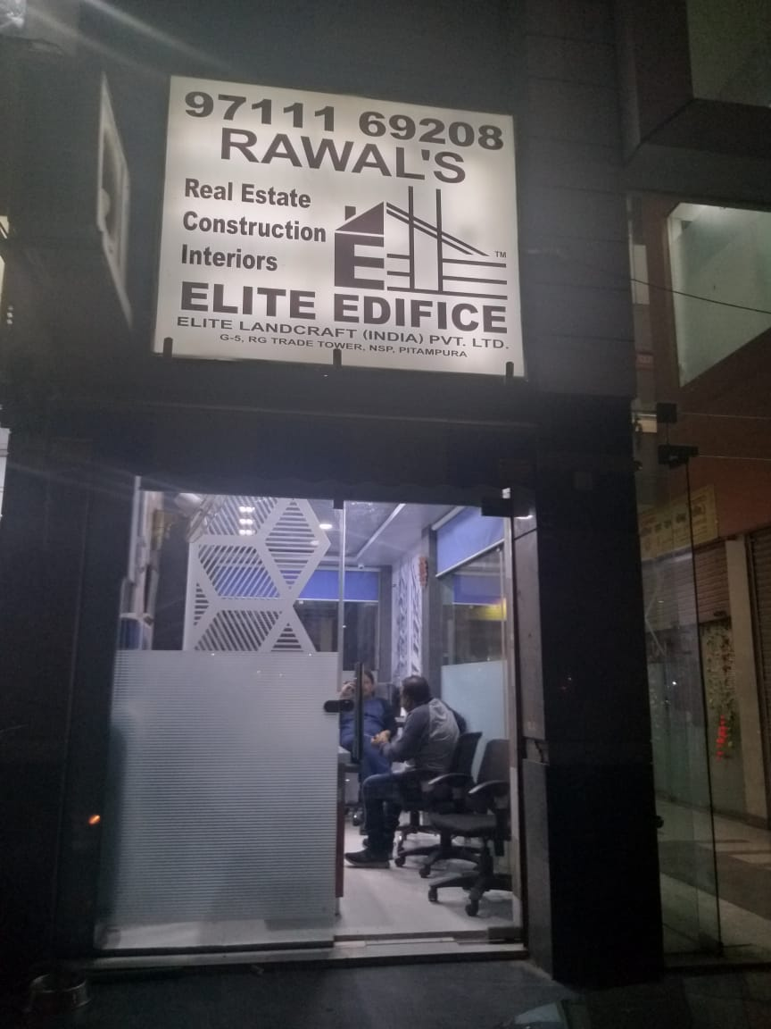 Image for Furnished Office For Rent in Netaji Subhash Place By Rawals