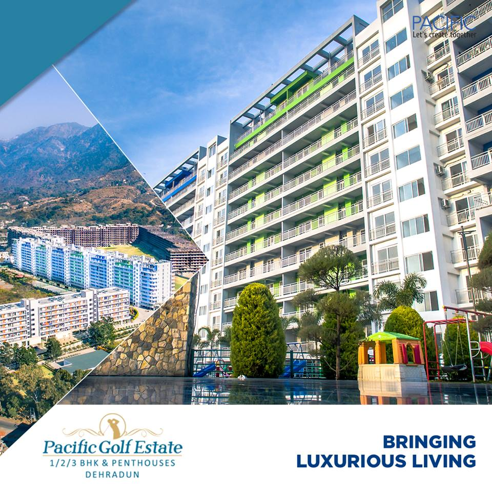 4 BHK Apartment in Dehradun - Pacific Golf Estate