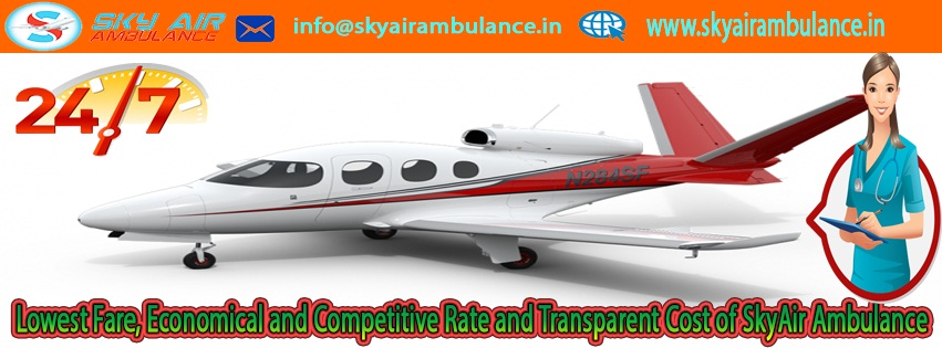 Get an Affordable Air Ambulance from Ranchi to Delhi