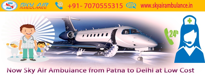 Need to Shift Your Patient in Delhi Don't Wait Call Sky Air Ambulance